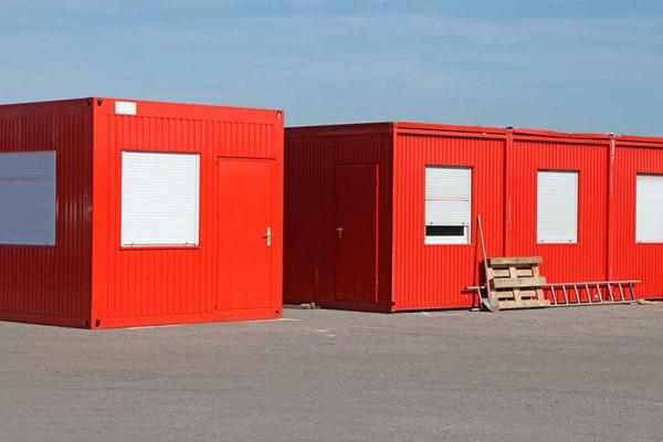 Raumsysteme Und Container Mieten Bei Hueffermann