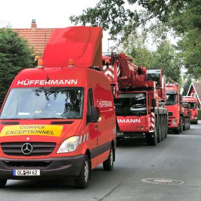 Hüffermann Verkehrssicherung