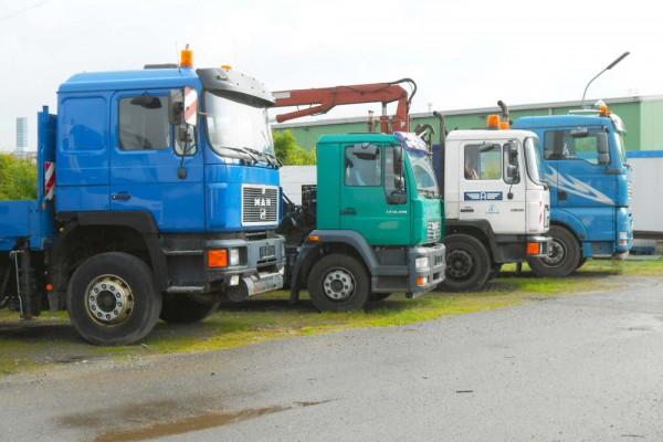 Verkauf gebrauchter Lkw
