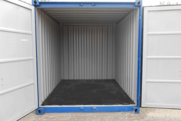 Lagercontainer von Hüffermann für Material oder als Werkstatt