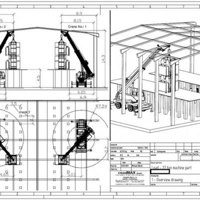 liftstudie von cranemax