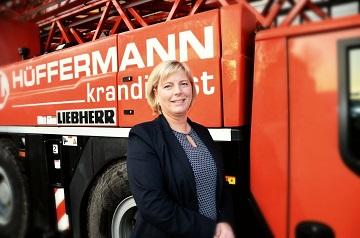 Nathalie Neumann - Assistenz der Geschäftsleitung Hüffermann