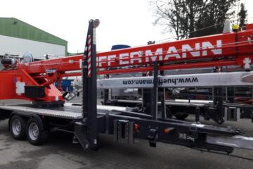 Anhängerkran AHK 30 / 1500 KS mieten bei Hüffermann