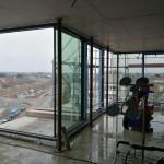 Glasmontagekran mieten bei Hüffermann