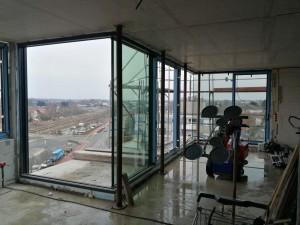 Glasroboter mieten von Hüffermann - Glasmontage - Glasmontagerät