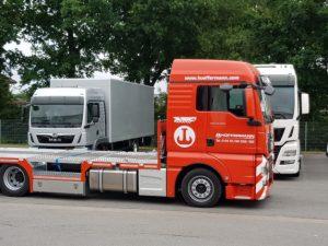 Hüffermann-Schwertransport-Kran- und Transportdienst
