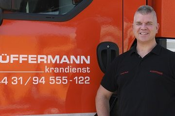 Schwertransportbegleitung, Disposition, Hüffermann Krandienst