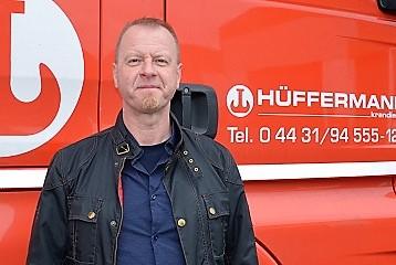Fuhrparkmanager, Reparatur- und Wartungsangelegenheiten Hüffermann