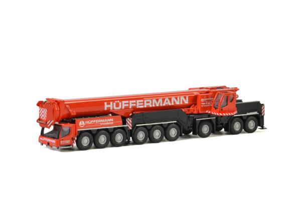Modell von Hüffermann Mobilkran LTM 1750