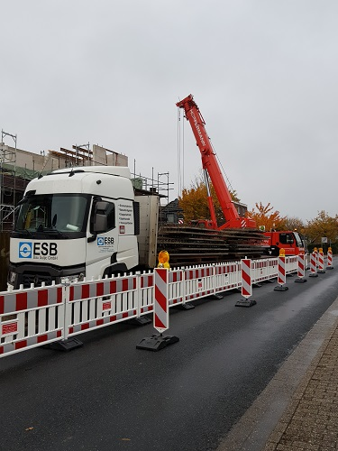 Absperrtechnik, Verkehrssicherung von Hüffermann