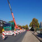 Baustellen- & Verkehrssicherung mit Hüffermann - Schilder, Signale, Absperrmaterial