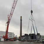 maschinenausbringung-ltm1500-schwermontage-schwertransport-hueffermann