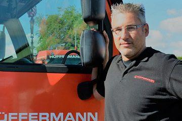 Andreas Steinnagel - Ansprechpartner Werkstattleiter Hüffermann
