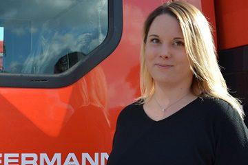 Ansprechpartner Gebrauchthandel / Vermietung Hüffermann - Cara Speckmann