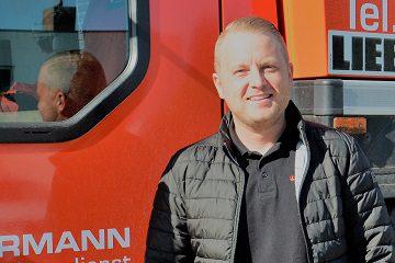 Ansprechpartner Hüffermann für Schadensachbearbeitung Versicherungs-und Vertragsmanagement Dennis Untiedt