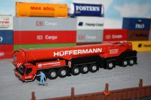 Kranmodell-Liebherr LTM 1750 Maßstab 1:87