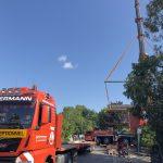 Schwertransport-Krandienst-Kranzubehoer mieten von Hüffermann