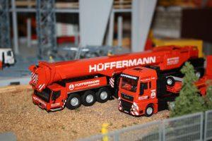 WSI Modell 1:87 - Hüffermann Modelle