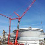 Instandsetzungsarbeiten - Reaktor - Chemiewerk - Stade - Hüffermann
