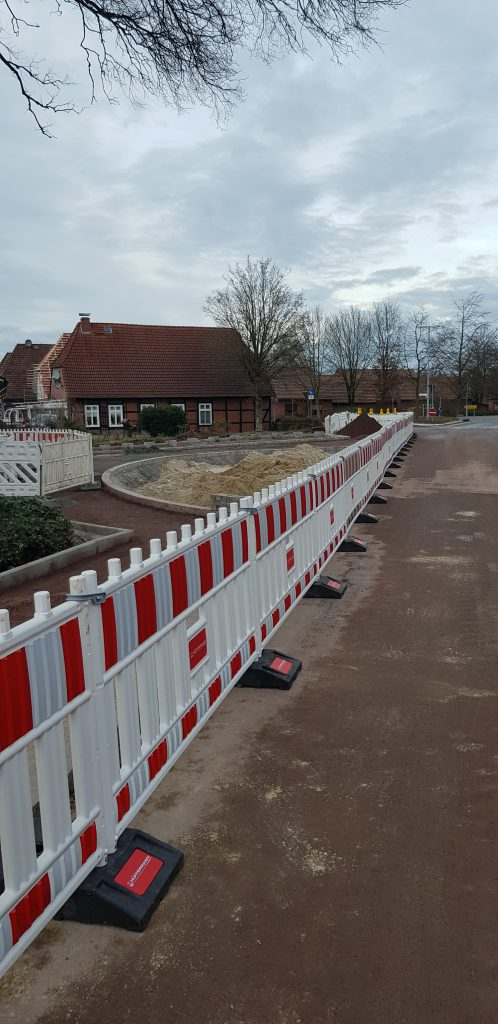 Verkehrsabsicherung-Baustellensicherung-Verkehrstechnik-Niedersachsen-Hüffermann