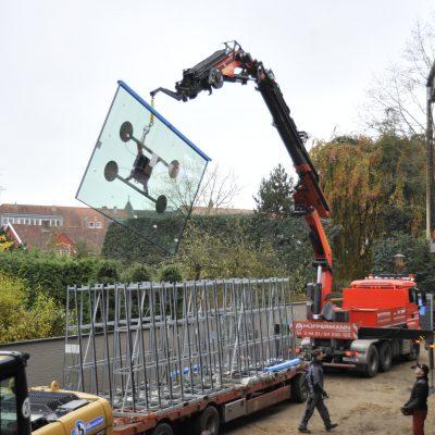 Glassauger - Saugbatterie - Glasmontagegerät mieten von Hüffermann