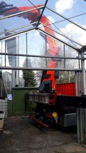 Industriemontage - Kranarbeiten Engergiebranche - Transporte - Hüffermann