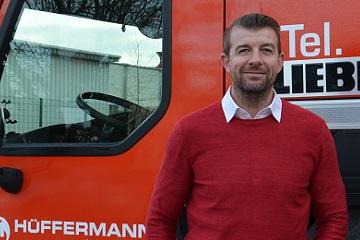 Technischer Außendienst - Ansprechpartner Tilo Ehrlich Hüffermann Krandienst