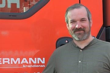 Ansprechpartner - Leitung Turmdrehkrane Hüffermann C.Riess