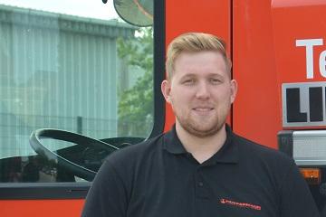 Ansprechpartner Hüffermann Krandienst - technischer Außendienst