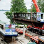 Verladearbeiten - Transport - Überführung MS Oldenburg - Hüffermann