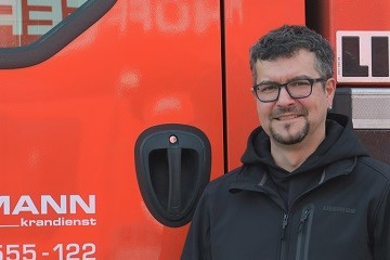 Ansprechpartner Hüffermann Turmdrehkrane - R.Leszczynski